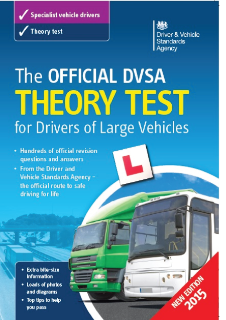 Hgv theory test book