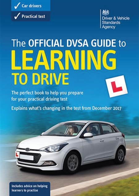 Learning Driving Licence Application लर न ग ड र ईव ग: The Official DVSA Guide To Learning To Drive Book