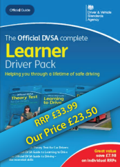 Learner Driver Book Pack