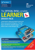 *OUT OF PRINT* The Official DVSA Complete Learner Driver Book Pack