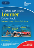 *NEW EDITION* The Official DVSA Complete Learner Driver Book Pack